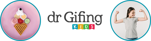 dr Gifing kids