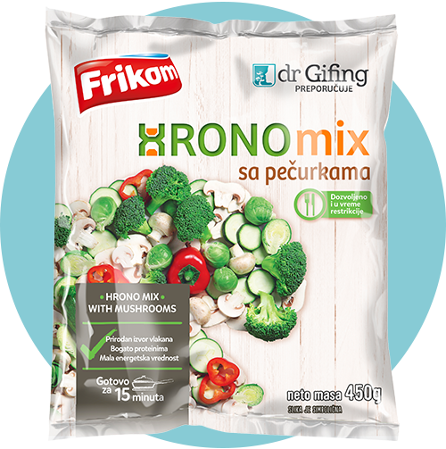 Frikom hrono mix
