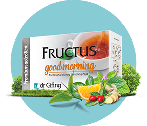 Fructus good morning čaj