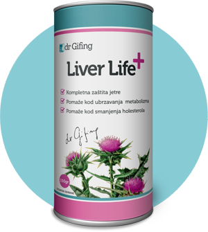 Dr Gifing liver life+