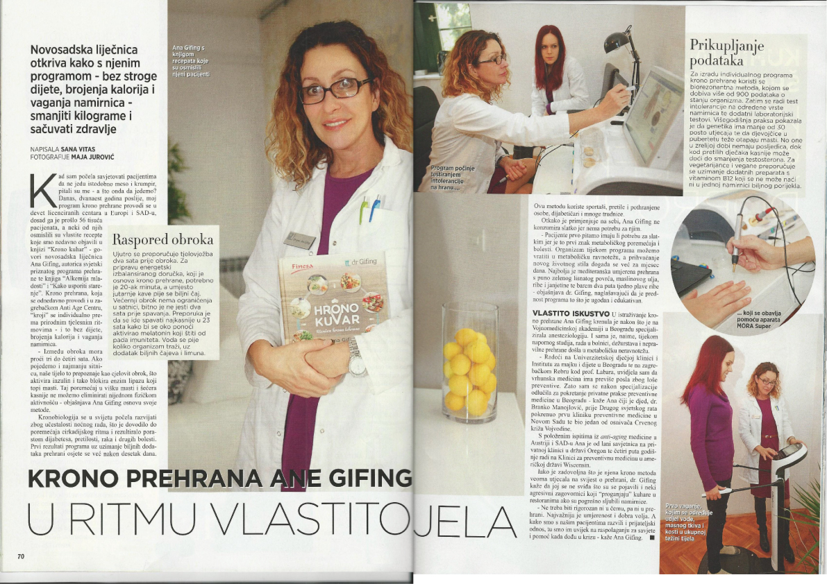 dr Ana Gifing